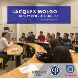 Jacques molgo