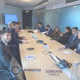 clearwater international sorbonne finance